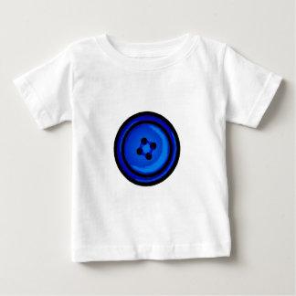 Blauer Knopf Baby T-shirt