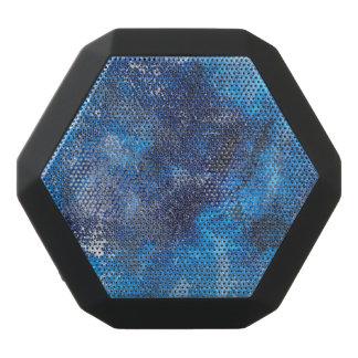Blauer Kosmos #1 Schwarze Bluetooth Lautsprecher