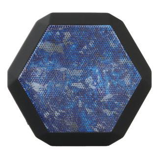 Blauer Kosmos #2 Schwarze Bluetooth Lautsprecher