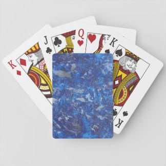 Blauer Kosmos #2 Spielkarten