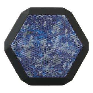 Blauer Kosmos #3 Schwarze Bluetooth Lautsprecher