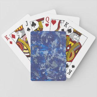 Blauer Kosmos #3 Spielkarten