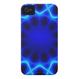 blauer Laser #2 iPhone 4 Case-Mate Hüllen