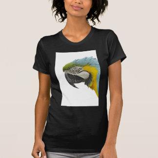 Blauer Macaw T-Shirt