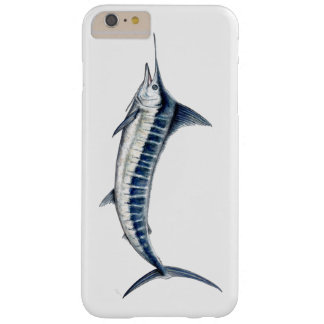 Blauer Marlin Barely There iPhone 6 Plus Hülle