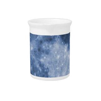 blauer Mond Getränke Pitcher
