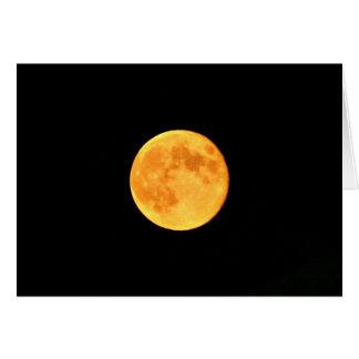 Blauer Mond Karte