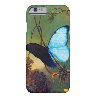 Blauer Morpho Schmetterling iPhone 6 Kasten Barely There iPhone 6 Hülle