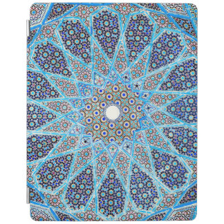 Blauer Orient iPad Hülle