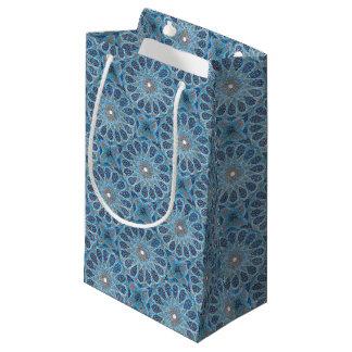 Blauer Orient Kleine Geschenktüte
