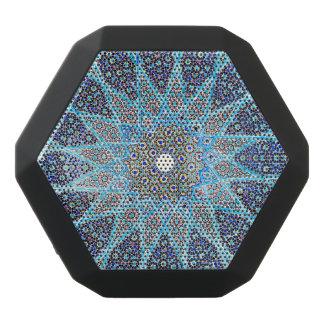 Blauer Orient Schwarze Bluetooth Lautsprecher