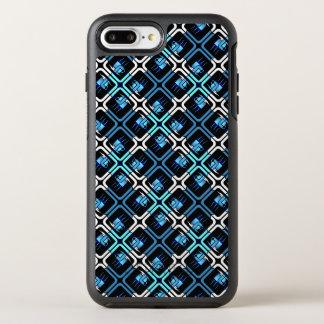 Blauer OtterBox Symmetry iPhone 8 Plus/7 Plus Hülle