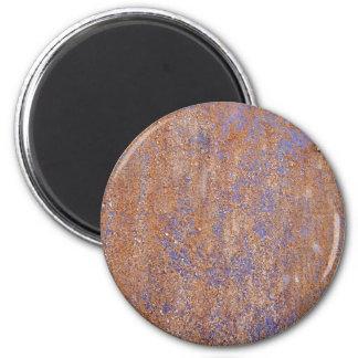 Blauer Rost Magnete