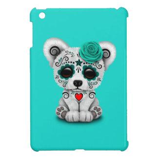 Blauer Tag des toten Baby-Hündchens iPad Mini Hülle