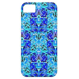 Blauer Tango Schutzhülle Fürs iPhone 5