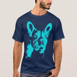 Blauer Tyrann T-Shirt