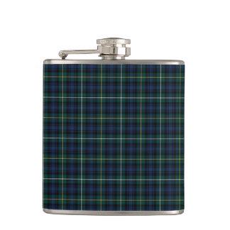 Blauer und grüner Campbell von Argyll schottischem