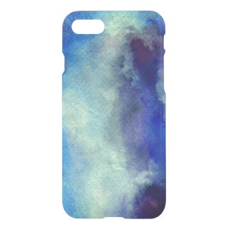 Blauer Verstandkundenspezifischer iPhone 7 iPhone 8/7 Hülle