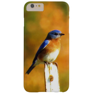 Blauer Vogel im Fall! Barely There iPhone 6 Plus Hülle