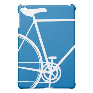 blauer Zyklus iPad Mini Hülle