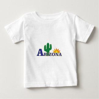 blaues Arizona Baby T-shirt