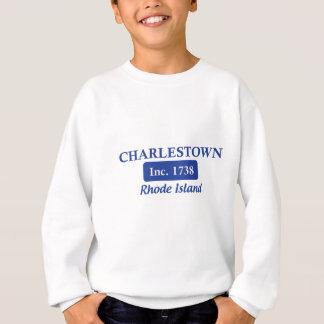 Blaues Charlestown Rhode Island Shirt