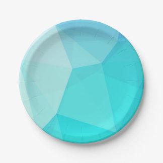 Blaue diamanten geschenke for Blaue pappteller
