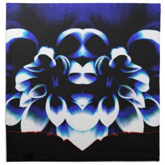 Blaues Dreamz Stoffserviette