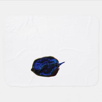 blaues dunkles des Pfeffers Bild unten Puckdecke