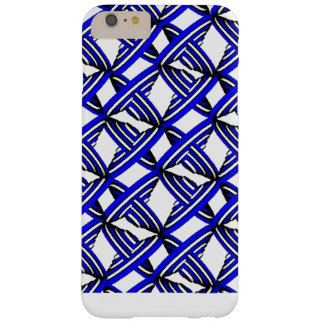 Blaues Edelstein iPhone 6/6s plus Fall Barely There iPhone 6 Plus Hülle