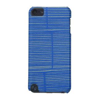 Blaues einzigartiges modernes iPod touch 5G hülle