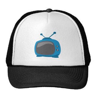 Blaues Fernsehen Retrocap