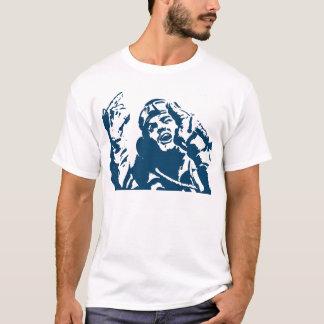 Blaues Flieger des Weltkrieg-2 Nennen T-Shirt