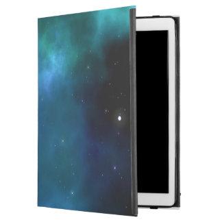 Blaues Galaxie-Himmel iPad Profall