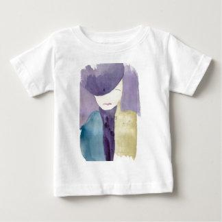 Blaues Geheimnis Baby T-shirt