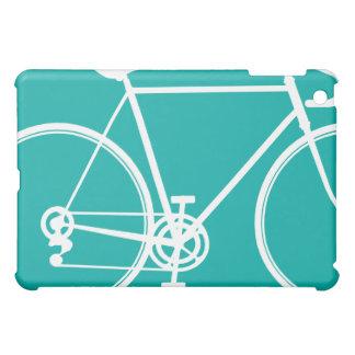 Blaues Grün Zyklus iPad Mini Hülle
