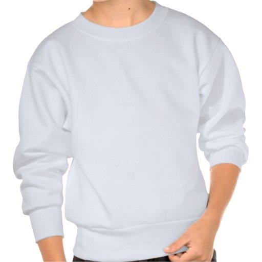 Blaues Häschen Sweater