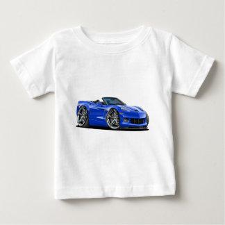 Blaues Kabriolett 2010-12 Korvette Baby T-shirt