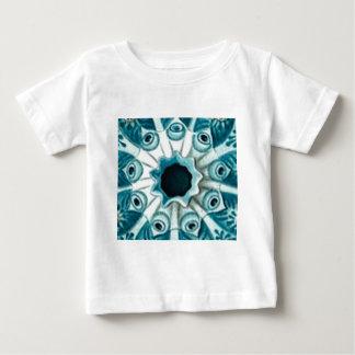 blaues Loch und Augen Baby T-shirt