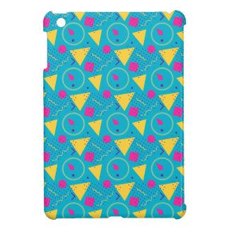 Blaues Muster iPad Mini Hülle