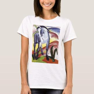 Blaues Pferd I durch Franz Marc T-Shirt