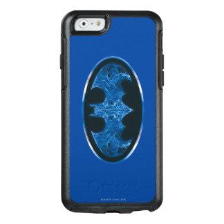 Blaues Rauch-Schläger-Symbol OtterBox iPhone 6/6s Hülle