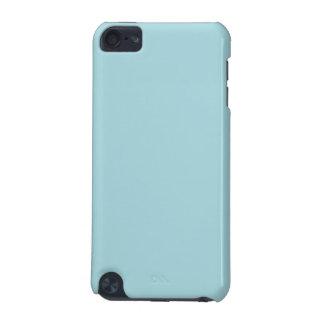 Blaues Strumpfband - blasser Baby-Blau-im Norden iPod Touch 5G Hülle
