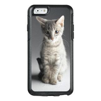 Blaues Tabby-Kätzchen OtterBox iPhone 6/6s Hülle