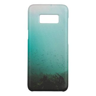 blaues Unterwassermeer Case-Mate Samsung Galaxy S8 Hülle