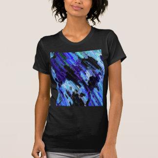 bläulich T-Shirt