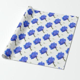 BlauRose Geschenkpapier