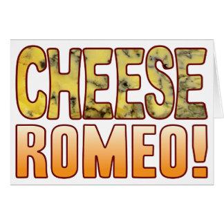 Blauschimmelkäse Romeos Karte