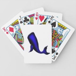 Blauwal Bicycle Spielkarten