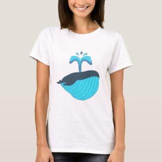 Blauwal blue whale T-Shirt